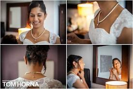 WEDDING PHOTOGRAPHER - OFFER £500 incl. Pre-Wedding or Engagement Photos