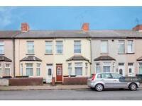 3 bedroom house in Marshfield Street, Newport, NP19 (3 bed)