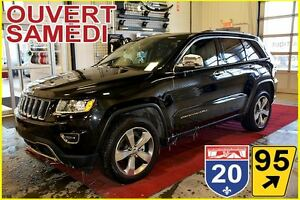 2015 Jeep Grand Cherokee LIMITED * AWD * NAV * CUIR