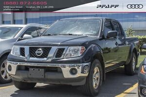 2011 Nissan Frontier SV 4X4 at