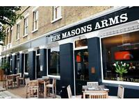 Sous Chef - Masons Arms