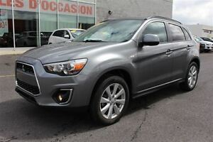 2014 Mitsubishi RVR GT+CUIR+GPS+TOIT PANORAMIQUE+MAGS 18''