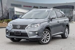 2015 Lexus RX 350 Sportdesign, AWD, LEATHER, ROOF