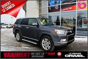 2013 Toyota 4Runner LIMITED 7 PASS CUIR TOIT GPS