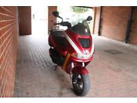 Peugeot elysio 50cc moped scooter vespa honda piaggio yamaha gilera peugeot