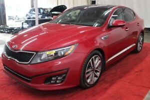 2015 Kia Optima SX Turbo * CUIR, GPS, TOIT, CAMERA
