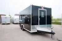 2016 - AL FRESCO concession trailer - 8.5 x 16