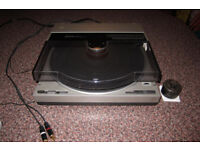 Technics SL-7 Direct Drive Turntable