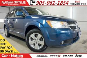 2010 Dodge Journey SXT| V6| REMOTE START| DVD| BLUETOOTH & MORE|