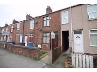 TWO DOUBLE Bedroom Mid -Terraced House - DUNDONALD ROAD, S40 2EJ