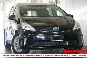 2012 Toyota Prius v SINGLE OWNER NO ACCIDENTS GREAT PRICE!