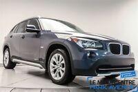 2012 BMW X1 xDrive28i PNEUS D'HIVER GRATUITS *