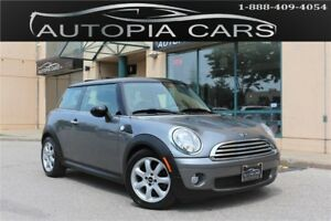 2010 MINI Cooper PANORAMIC SUNROOF/AUTOMATIC/CERTIFIED