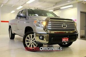 2014 Toyota Tundra Limited 4WD DON VALLEY NORTH ORIGINAL LEATHER