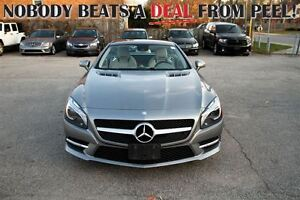 2013 Mercedes-Benz SL-Class SL550 ROADSTER CERTIFIED & E-TESTED!