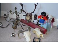 Vintage Oddity Collection Job Lot Resale Boot fair