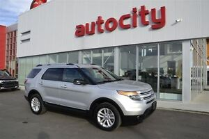 2015 Ford Explorer XLT | Heated Leather | SYNC Touch Screen |