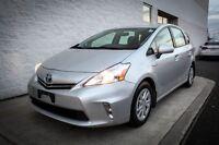 2012 Toyota Prius v GARANTIE 3 ANS : 91$ / SEM !!