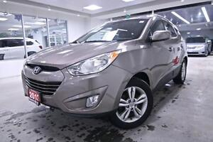 2013 Hyundai Tucson GLS, ALLOYS, ONE OWNER, NO ACCIDENT, FULLY S