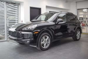 2016 Porsche Cayenne Premium Package Panoramic Roof