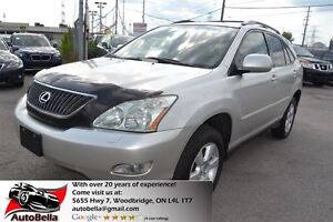 2006 Lexus RX 330 AWD LEATHER NO ACCIDENT
