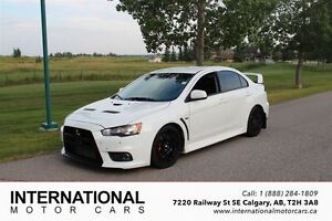 2012 Mitsubishi LANCER EVOLUTION EVO GSR! MODIFIED!