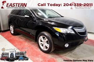 2015 Acura RDX w/Technology Package *LOADED* LEATHER MOONROOF