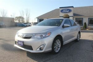 2013 Toyota Camry XLE LEATHER SUNROOF HEATED SEATS