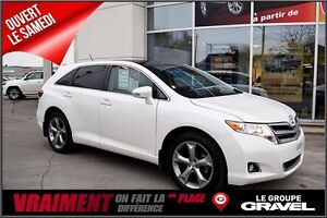 2014 Toyota Venza XLE V6 4WD CUIR TOIT PANO