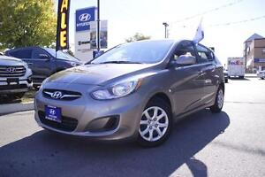 2013 Hyundai Accent L - Automatic, Heated Seats, Cruise Control