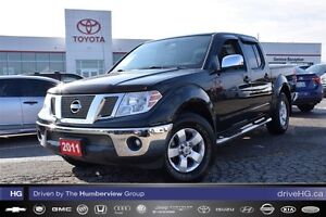 2011 Nissan Frontier Crew Cab SV 4x4 only 66,000 miles US truck!