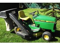 John Deere LX172 Lawn Tractor Lawn Mower Ride-On Lawnmower For Sale Armagh Area