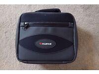 Fujifilm camera case with strap