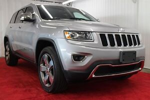 2016 Jeep Grand Cherokee Limited  *CAMÉRA RECUL/ SONOR, TOIT OUV