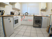 Three double bedrooms house with large private garden in SW18