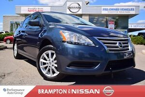 2014 Nissan Sentra 1.8 S *Alloy Wheels, Bluetooth, ECO and Sport