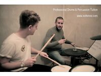 Professional Drum Tuition - Former Royal Marines Drummer