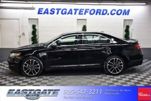 2017 Ford Taurus Limited Leather Moonroof Navigation