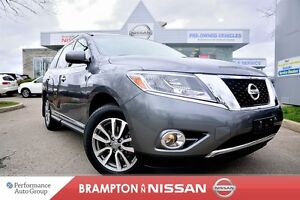 2015 Nissan Pathfinder SL AWD Leather Under 39K's Towing Pkg