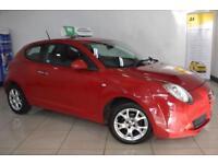 ALFA ROMEO MITO 1.4 TB MULTIAIR SPRINT 3d 105 BHP (red) 2012