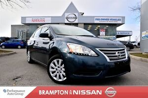 2013 Nissan Sentra 1.8 S *Bluetooth, Sport/Eco, Traction control