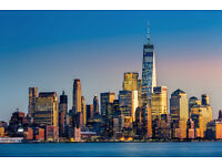 1 return ticket to New York JFK with Virgin Atlantic Airlines