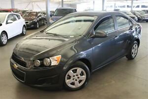 2014 Chevrolet Sonic LT 4D Sedan at