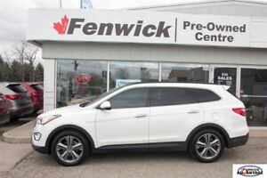 2016 Hyundai Santa Fe XL Limited - Accident Free