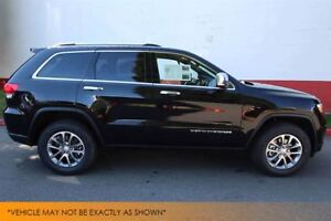 2014 Jeep Grand Cherokee Limited w/Heated Leather, Sunroof, Pwr