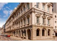 BANK Office Space to Let, EC2V - Flexible Terms | 2 - 87 people
