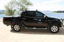 2012 Mitsubishi Triton MN GLX-R Utility Double Cab 4dr Man 5sp 4x Berridale Snowy River Area Preview