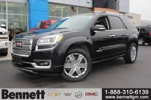 2015 GMC Acadia Denali - Roof, Nav, Heated and Cooled Seats