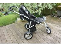 Quinny Speedi SX pram / pushchair.