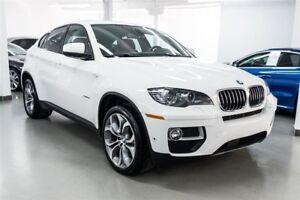 2013 BMW X6 xDrive35i M-SPORT -Navigation + Camera